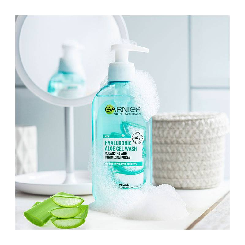 Hyaluronic Aloe Gel combo
