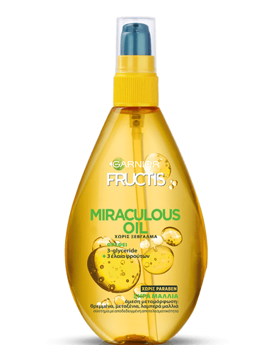 Miraculous Oil